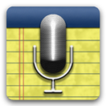 audio note app icon