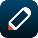 voice dream writer app icon