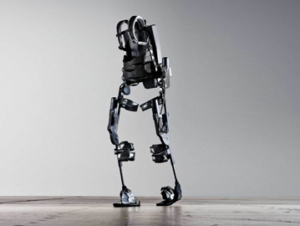 Picture of Exoskeleton brace for two legs