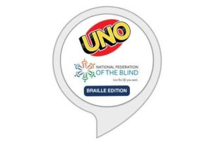 Text cloud with UNO and NFB logos.